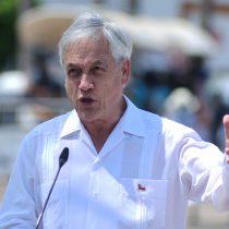 """Piñera """"perdona"""" a Varela:"""