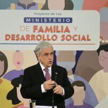 Familia o familias: Controversia por nuevo nombre del ministerio de Piñera