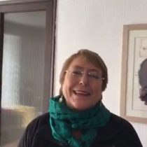 Michelle Bachelet invita a elegir al representante en el Global Teacher Prize Chile