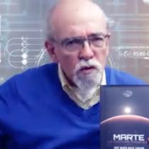 José Maza dictará charla masiva y gratuita sobre Marte