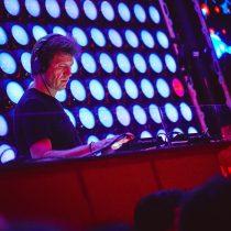 Histórica sesión de siete horas cautivó al público de La Feria de la mano del DJ argentino Hernán Cattaneo
