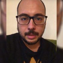 """Nicolás López anuncia su salida de su productora y recalca: """"no soy un acosador ni un abusador"""""""