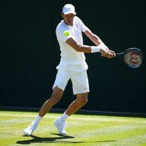 Nicolás Jarry debuta a lo grande: derrota al 30 del mundo y avanza a segunda ronda en Wimbledon