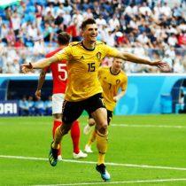 El gol que tiene a Bélgica colgándose la medalla del tercer lugar