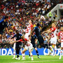 El autogol de Mandzukic que tiene a Francia levantando la Copa del Mundo