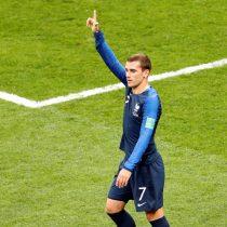 El penal de Griezmann (tras decisión del VAR) que vuelve a poner en ventaja a Francia en la final del Mundial