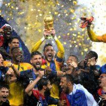Tras 20 años, Francia vuelve a ser el mejor del mundo