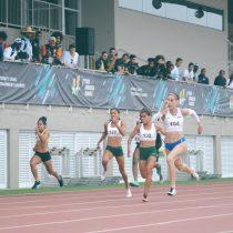 Isidora Jiménez barre con sus rivales y alcanza la medalla de oro en los Panamericanos Universitarios de Sao Paulo