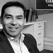 """Eric Parrado: """"Tenemos la oportunidad de hacer un país diferente"""""""
