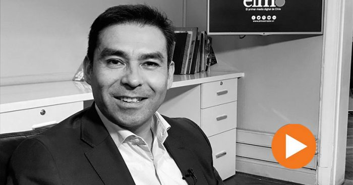 Eric Parrado se suma a consejo del Foro Económico Mundial