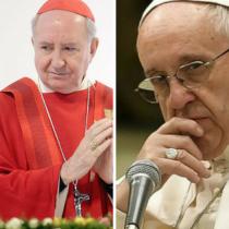 La verdadera red de Errázuriz en el Vaticano: el Papa Francisco