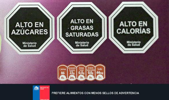 Ley de etiquetado: experta recomienda no fiarse de los productos sin sello
