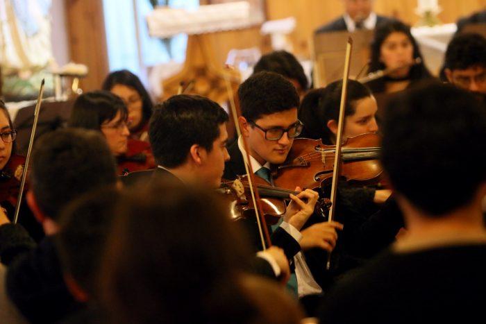 Conciertos gratuitos de Orquesta Filarmónica de Los Ríos en La Unión y Valdivia