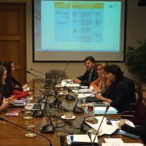Presentan ante el Senado revelador escenario sobre riesgo hídrico en Chile