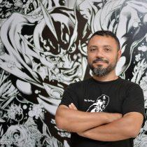 Dibujante brasileño de DC y Marvel enseñará a hacer cómics en Chile