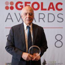Planta chilena Cerro Pabellón es reconocida como mejor proyecto geotérmico en los premios Geolac 2018