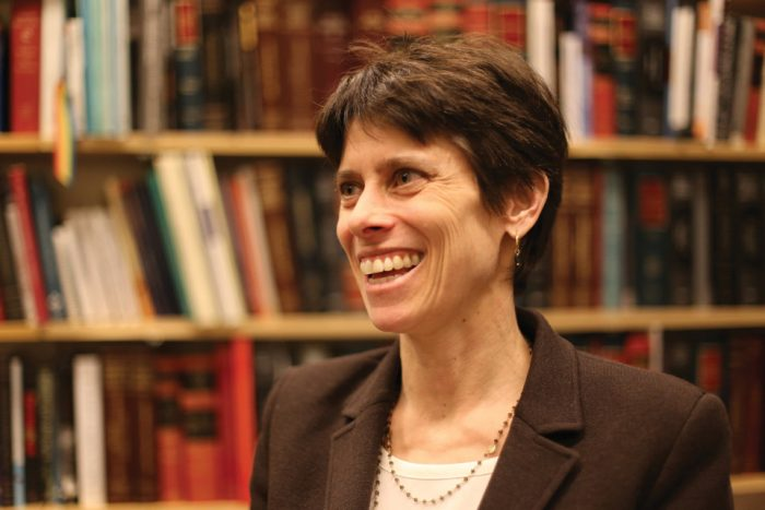 La cruzada en Columbia de Suzanne Goldberg: defensora de la cultura libre de abuso sexual y laboral