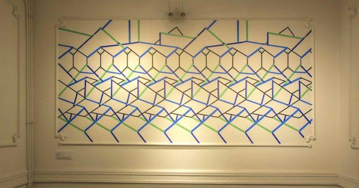 """Exposición colectiva """"Partitura Textil"""" en Galería Casa Uno"""