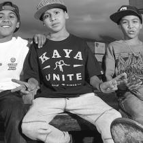 "Evento de skate ""Patea Kaya"" en Parque O´Higgins"