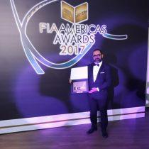 Santiago recibe reconocimiento internacional por contribución a medioambiente y electromovilidad