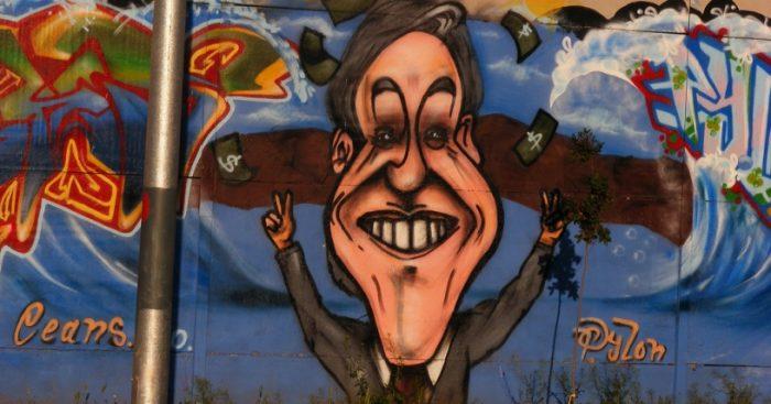 Piñerismo quiere decidir qué es arte y qué no: grafiteros empiezan campaña contra ley que los criminaliza