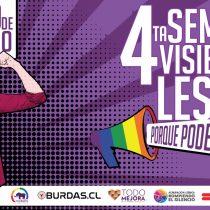 Lesbianas y bisexuales realizan actividades culturales para demandar más visibilidad política y social