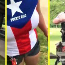 Furioso hombre racista ataca verbalmente a mujer puertorriqueña