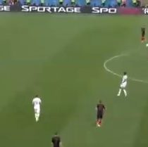 El gol de Mandzukic que instaló a Croacia en su primera final