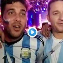 Rusia 2018: Argentinos festinan con el fracaso de Brasil