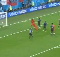 Rusia 2018: La maravillosa tapada de Lloris que detuvo el gol de Alderweireld