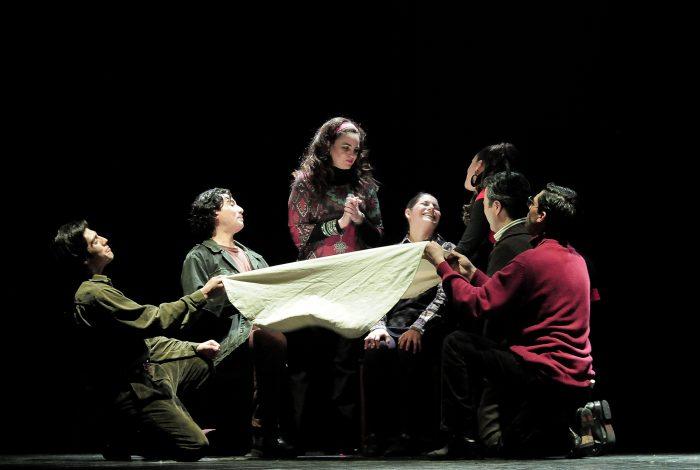 Con lleno total comenzaron los Temporales de Teatro en Puerto Montt