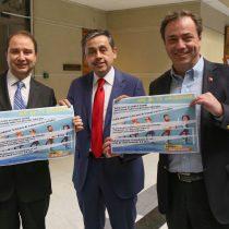 Diputados RN denuncian campaña de desinformación de la izquierda en proyecto de estatuto laboral