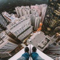Terapia basada en una realidad virtual reduce el miedo a las alturas