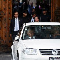 Ojo, Presidente: ya no se usan los guardaespaldas, al menos en México