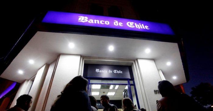 Movimientos en gerencias del Banco de Chile tras renuncia de su encargado de operaciones y tecnología