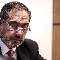 Carlos Bianchi, vicepresidente del Senado: