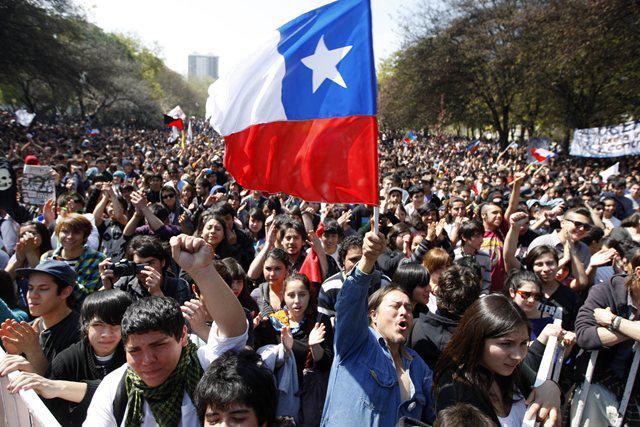 La izquierda chilena: ¿es hoy una fuerza de oposición al neoliberalismo?