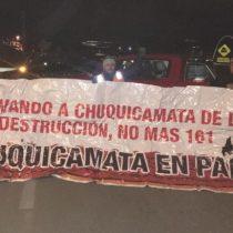 Chuquicamata al rojo: trabajadores paralizan totalmente la división