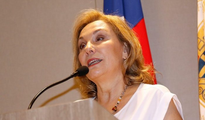 Cecilia Morel: ¿el as bajo la manga?