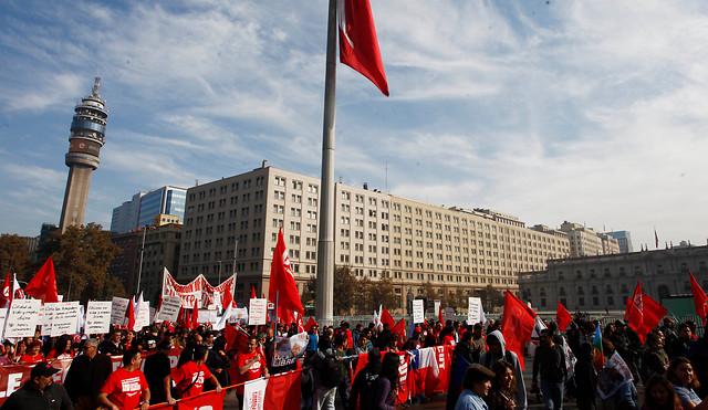 CUT y ANEF rechazan dictamen sobre negociaciones colectivas y convocan movilización para este jueves