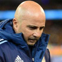 Se acabó la era: Argentina confirma la salida de Jorge Sampaoli como DT de la albiceleste