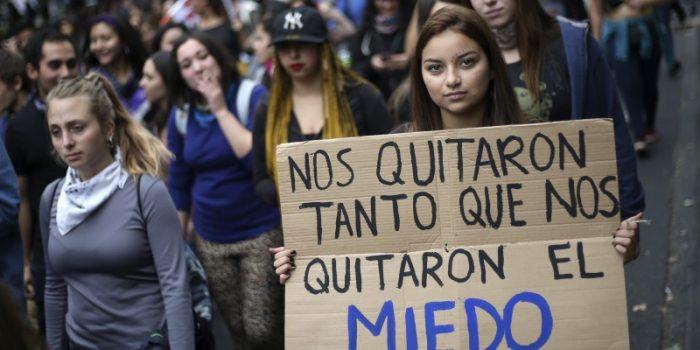 ¿Pequeñas humillaciones?: algunas reflexiones sobre la demanda feminista