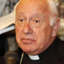 Ezzati contra las cuerdas: laicos aseguran que carta de Goic confirma encubrimiento del arzobispo de Santiago