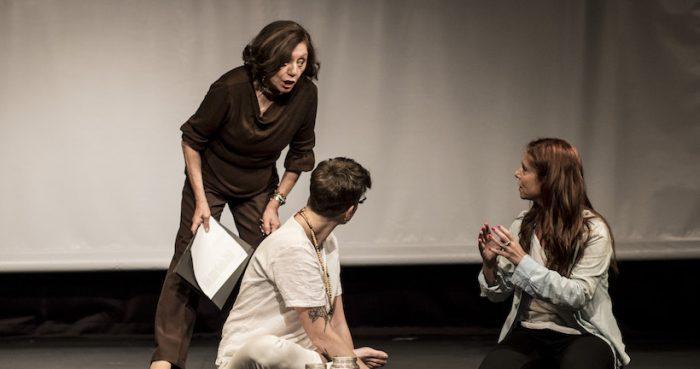 Ciclo de teatro gratuito para la tercera edad en Santiago