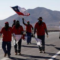 Contrarreloj, BHP detiene huelga en Escondida y posterga cinco días paro que costaría 0,25% del PIB