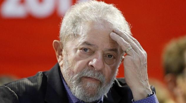 El apoyo a Lula da Silva