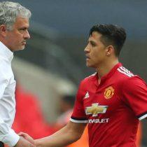 Mourinho sobre supuesta infelicidad de Alexis en el United: