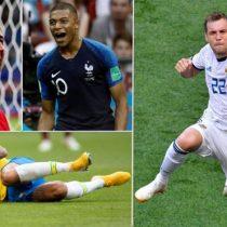 Rusia 2018: lo que necesitas saber sobre los cuartos de final de la Copa del Mundo