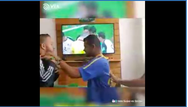 Cómo una persona sordociega sigue a su selección en el Mundial