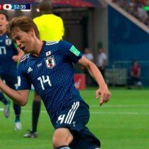 El golazo de Japón que tiene casi eliminado a Bélgica